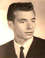 Alan 'Skip' Weinstock, Class of 1963 - Yearbook Photo