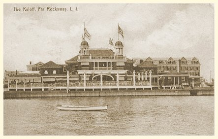 The Kuloff Hotel C 1907 Far Rockaway Ny