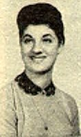 Carol Marston, Class of 1956 - Yearbook Photo