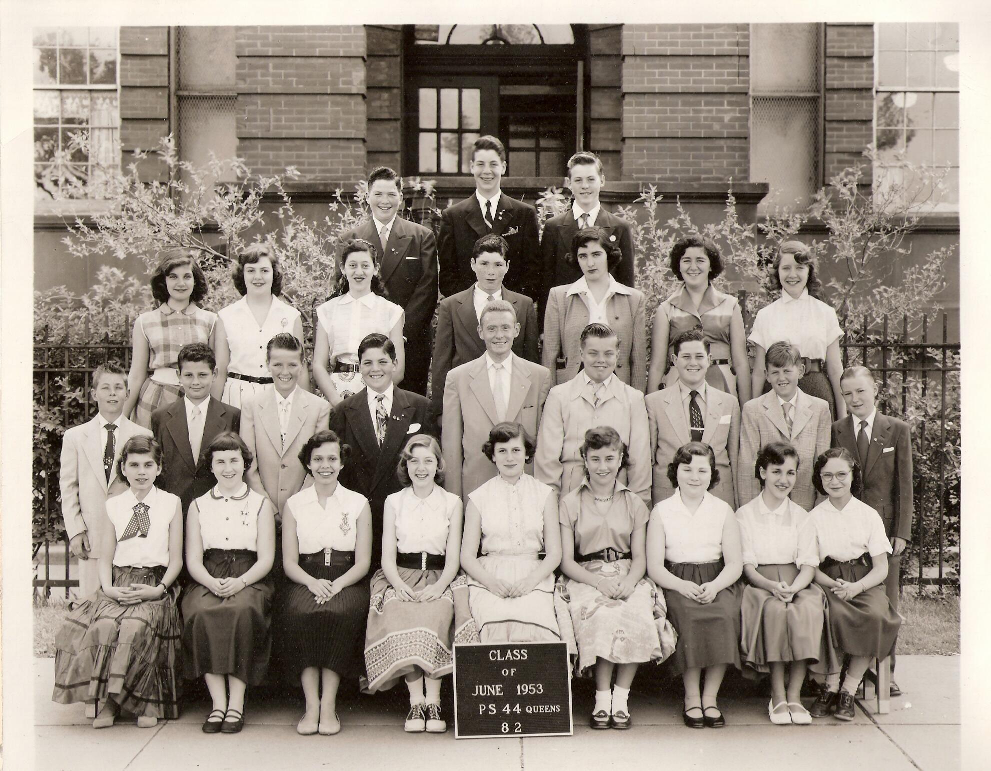 Class new vintage 1955